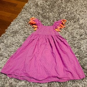 New Hawaii style dress 3-4 year girl